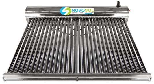 Calentador Solar Para 10 Personas Novosol
