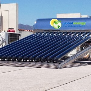 Calentador Solar Para 4 Personas