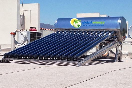 Calentador Solar Global Energy