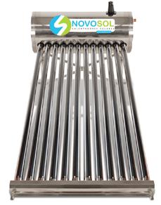 Calentador Solar Para 4 Personas Novosol