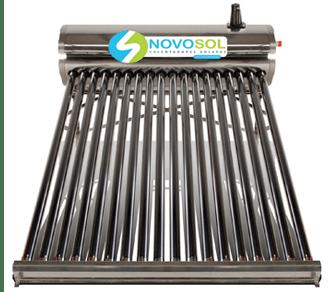 Calentador Solar Para 6 Personas Novosol