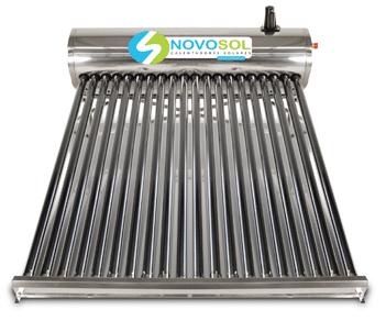 Calentador Solar Para 7 Personas Novosol