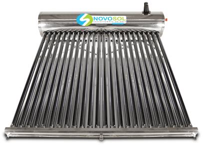 Calentador Solar Para 8 Personas Novosol