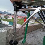 Estructura De Calentador Solar Solaris